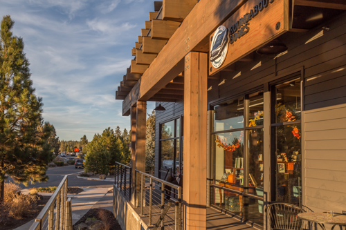 Bend Oregon Bookstore and coffee shop in NorthWest Crossing